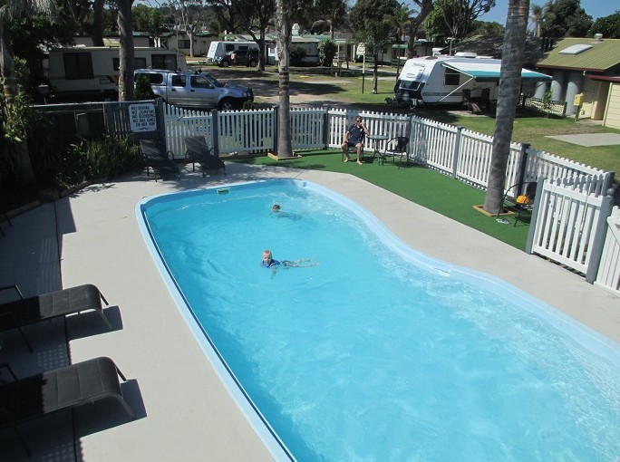 Echo Beach Tourist Park