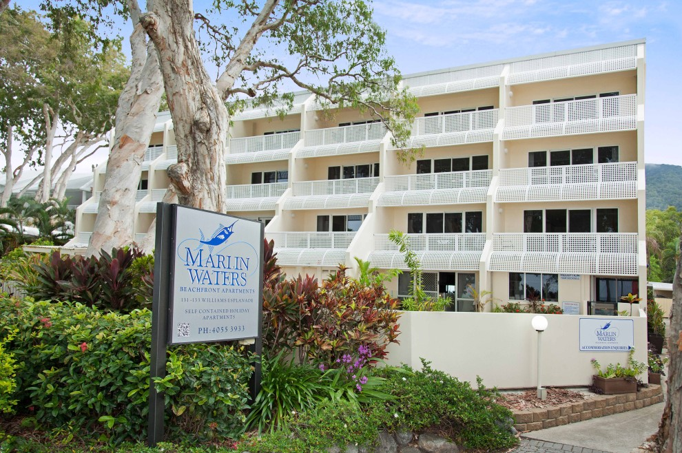 Marlin Waters Beachfront Apartments - Tourism Bookings WA