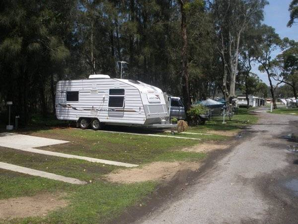 Riverside Caravan Park - Tourism Bookings WA