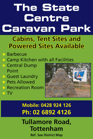 The State Centre Caravan Park - Tourism Bookings WA