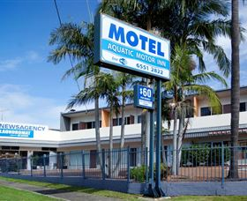 Aquatic Motel - Tourism Bookings WA