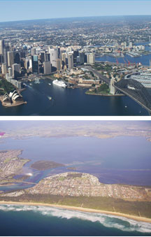 Sydney By Air - Tourism Bookings WA