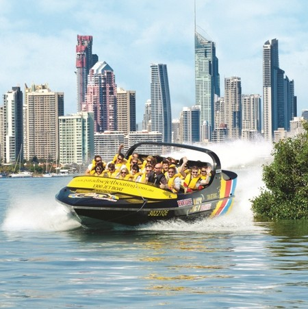 Paradise Jetboating - Tourism Bookings WA