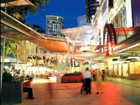 Queen Street Mall - Tourism Bookings WA