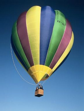 Balloon Safari - Tourism Bookings WA