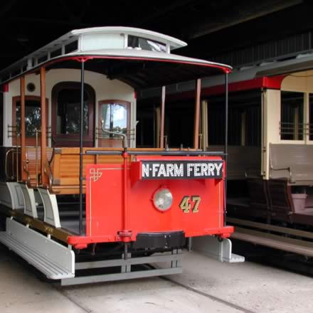 Brisbane Tramway Museum - Tourism Bookings WA