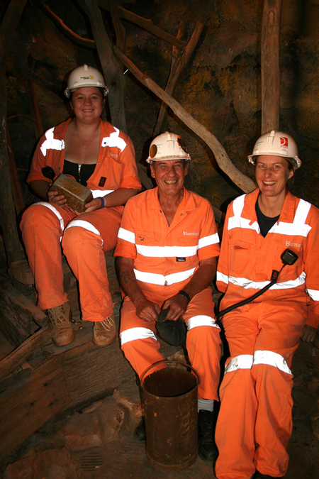 Mining Hall of Fame - Tourism Bookings WA