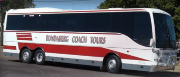 Bundaberg Coaches - Tourism Bookings WA