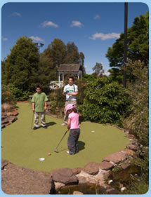 Wetlands Mini Golf