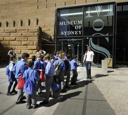 Museum of Sydney - Tourism Bookings WA