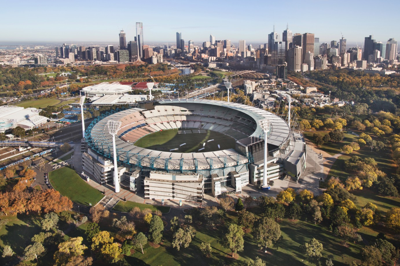 Melbourne Cricket Ground - Tourism Bookings WA