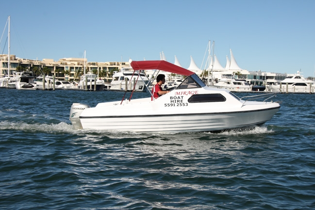 Mirage Boat Hire - Tourism Bookings WA