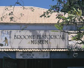 Broome Historical Society Museum - Tourism Bookings WA