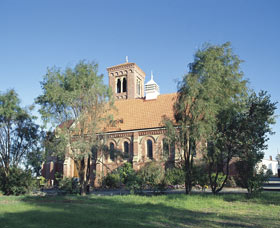 All Saints Church Collie - Tourism Bookings WA