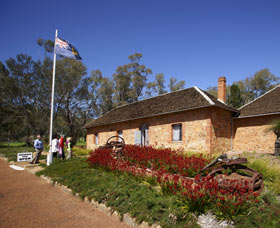 Old Gaol Museum Toodyay - Tourism Bookings WA