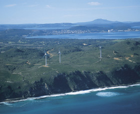 Albany Wind Farm - Tourism Bookings WA