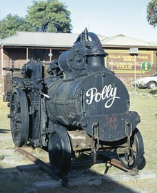 Steam Locomotive Museum - Tourism Bookings WA
