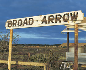 Broad Arrow - Tourism Bookings WA