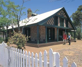 Warden Finnerty's House - Tourism Bookings WA