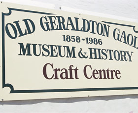 Old Geraldton Gaol Craft Centre - Tourism Bookings WA