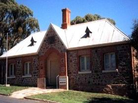 Old Police Station Museum - Tourism Bookings WA