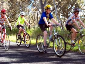 Penola Cycling Trails - Tourism Bookings WA