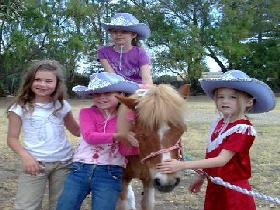 Amberainbow Pony Rides - Tourism Bookings WA
