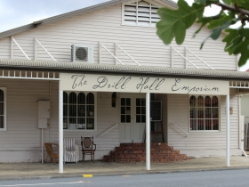 Drill Hall Emporium - The - Tourism Bookings WA