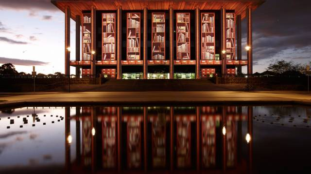 National Library of Australia - Tourism Bookings WA