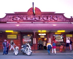 Bojangles Saloon and Dining Room - Tourism Bookings WA