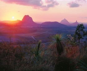 Glass House Mountains National Park - Tourism Bookings WA