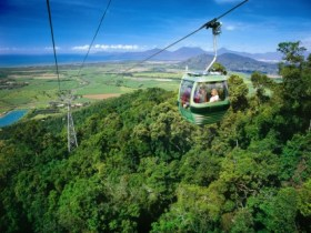 Skyrail Rainforest Cableway - Tourism Bookings WA