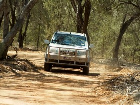 Ward River 4x4 Stock Route Trail - Tourism Bookings WA