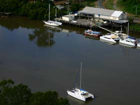 Port of Maryborough