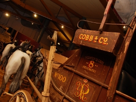 Cobb  Co Museum - Tourism Bookings WA