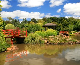 Japanese Gardens - Tourism Bookings WA