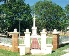 Boonah War Memorial and Memorial Park