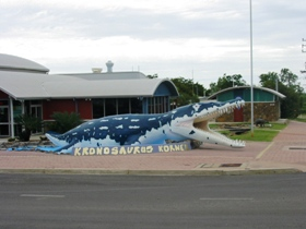 Kronosaurus Korner - Tourism Bookings WA