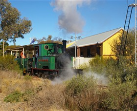 Red Cliffs Historical Steam Railway - Tourism Bookings WA