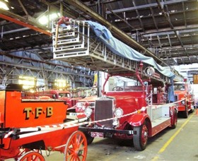 Fire Services Museum of Victoria - Tourism Bookings WA