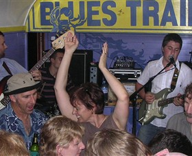 The Blues Train - Tourism Bookings WA
