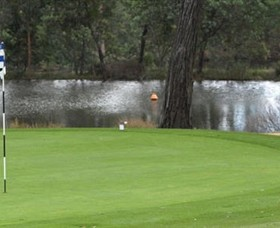 Hepburn Springs Golf Club - Tourism Bookings WA