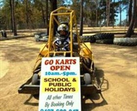 GTS Dirt Karts - Tourism Bookings WA