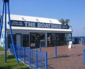 Innes Boatshed - Tourism Bookings WA