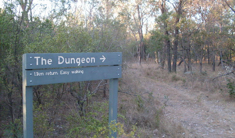 Dungeon lookout - Tourism Bookings WA