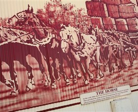 Historical Mural Series - Tourism Bookings WA