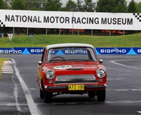 National Motor Racing Museum - Tourism Bookings WA