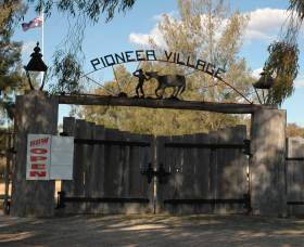 Inverell Pioneer Village - Tourism Bookings WA