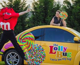 The Lolly Bug - Tourism Bookings WA