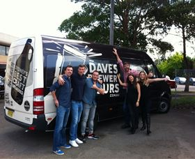 Daves Brewery Tours - Tourism Bookings WA